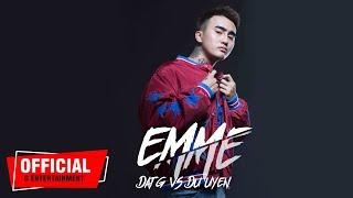 EmmE (Em,Tôi) - ĐạtG x DuUyen || OFFICIAL MV