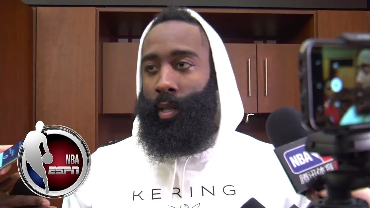 "James Harden admits he was ""pretty close"" to not playing against Bucks 