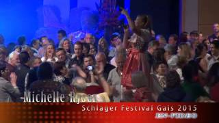Schlager Festival Gais 2015 Michelle Ryser