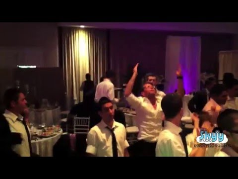 0 DJ AFFORDABLE LIVE @ Beth Zion   Yitzee & Saras Wedding
