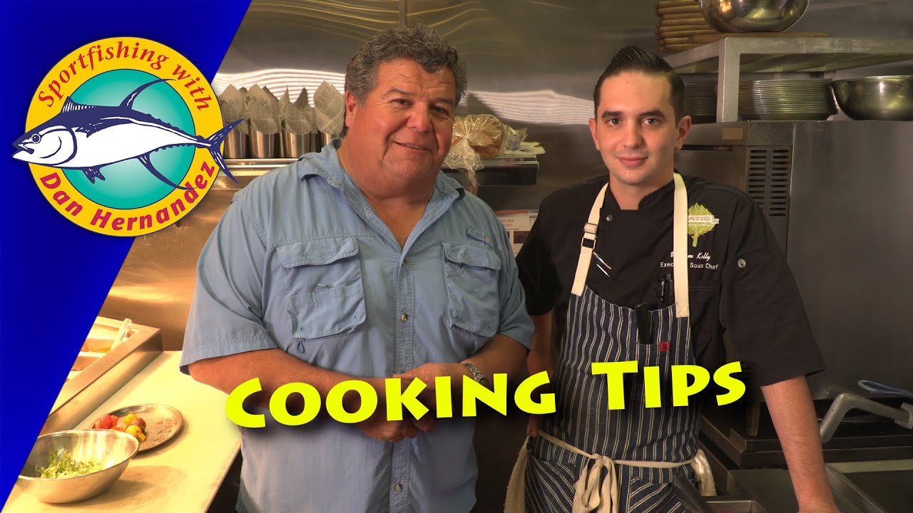Tips For Cooking Fish   SPORT FISHING