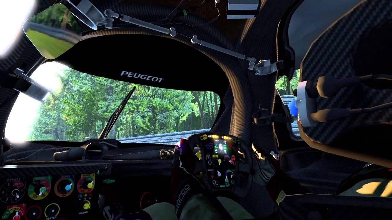 NFS Shift 2 Unleashed HD  Peugeot 908 HDi FAP on Monza GP