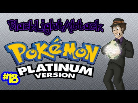 Let's Play Pokemon Platinum Egglocke - Episode 18