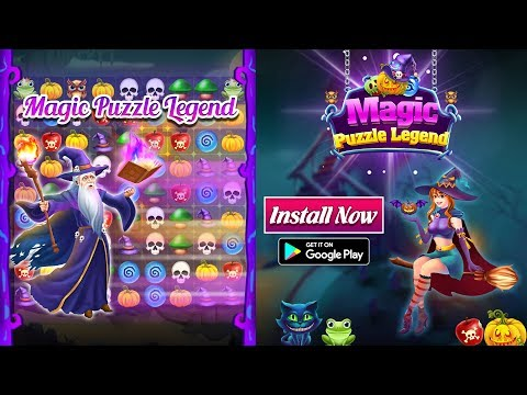 Magic Puzzle Legend: New Story Match 3 Games 홍보영상 :: 게볼루션