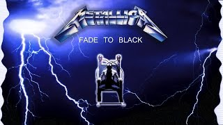 Metallica Fade To Black Bass Cover