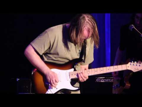 Chris Slade Timeline - Thunderstruck (by AC/DC) - Bonfest 2014 - Kirriemuir Town Hall - 17/08/2014
