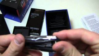Nokia Lumia 800 Unboxing