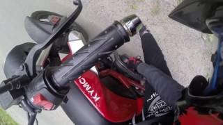 Kymco K-Pipe 50 / Adventure