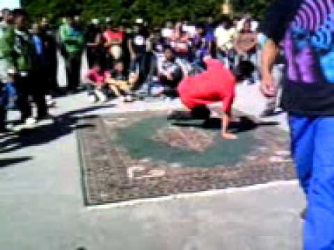 combate de break dance tepatepec