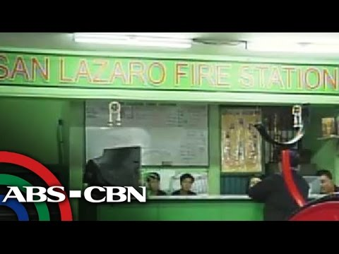 Fireman Found Dead Inside San Lazaro Station video
