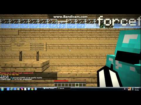 Minecraft Cracked hunger games servers 1.4.7