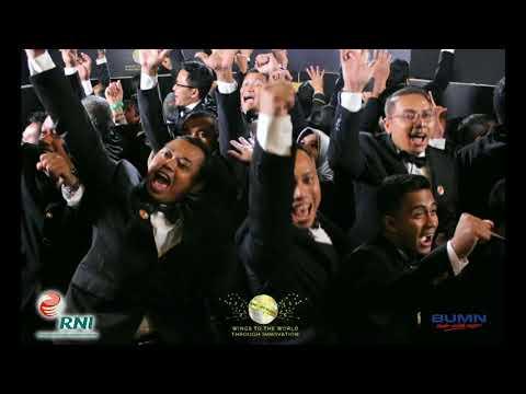 PG Candi Baru - Gala Dinner - RNI Award 2018
