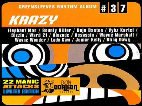 (2003) Krazy Riddim - Various Artists - DJ_JaMzZ