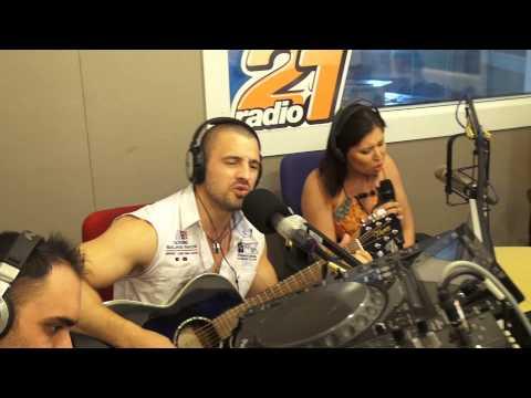 Cristina (ABCD) & Pavel Stratan - Eu beu (Live @Matinalii 21)