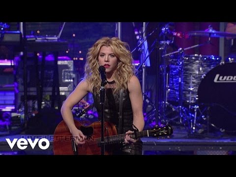 The Band Perry - All Your Life (Live On Letterman)