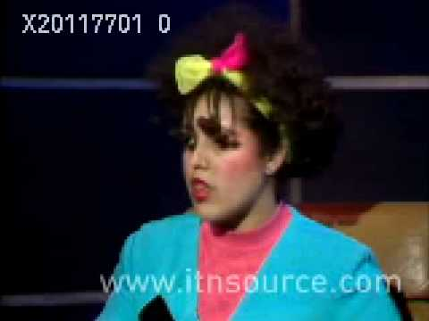 Poly Styrene interview 1978