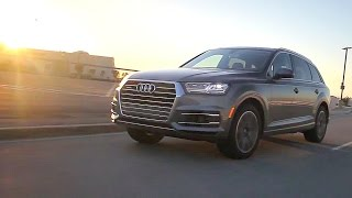 2017 Audi Q7 - Review and Road Test