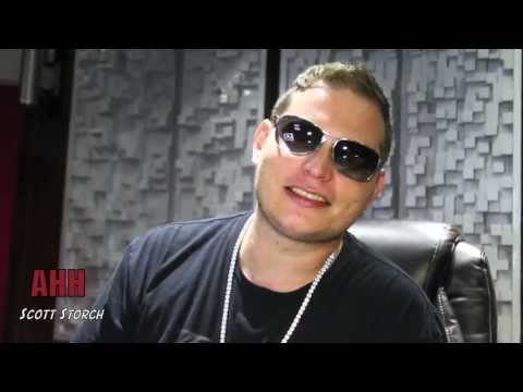 Scott Storch Interview - Talks Detox, 50 Cent *NEW*