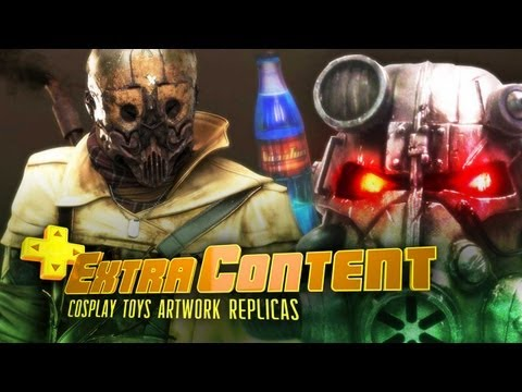Extra Content 10 - Fallout Cosplay & Artwork - VerbalProcessing