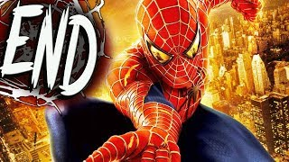 Spider-Man (2002) Walkthrough FINAL BOSS & ENDING