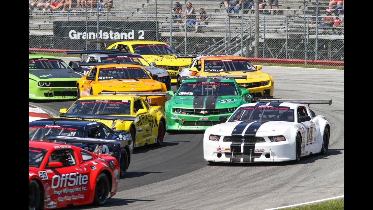 Trans Am Series At Mid Ohio Sports Car Course 2014 Youtube