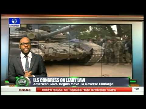 News Across Nigeria: 4,000 Refugees Repatriated From Cameroon -- 04/08/15