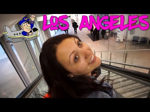 GOING TO LOS ANGELES!