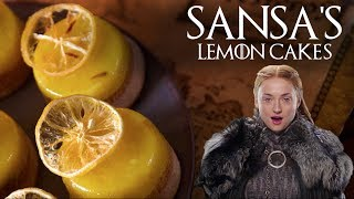 Sansa's Lemon Cakes [BA Recipes]