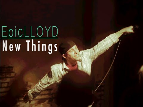 EpicLLOYD - New Things