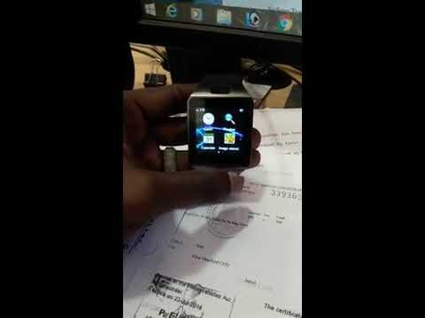 DZ09 Smart Watch Review - DZ09 Smart Watch (Touch, Design, Apps, Camera, and Usage)