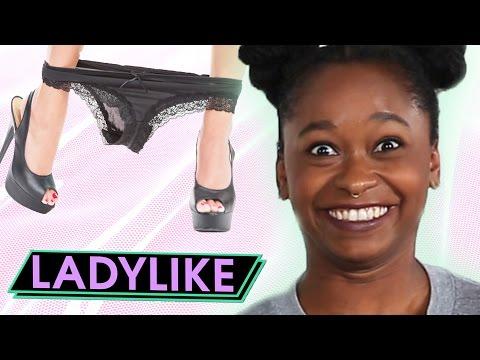 Women Wear Expensive Lingerie For A Week • Ladylike