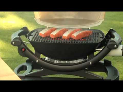 Weber Grills- How to Grill Salmon