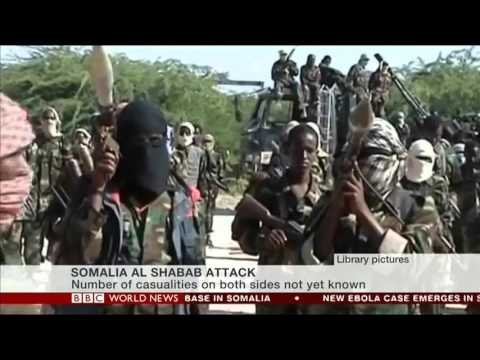 Al Shabaab attacks Kenyan base in Somalia