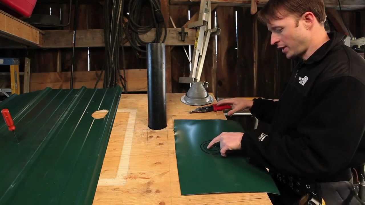 Pipe Flashing Detail Making Amp Installing A Drip Pan Sub