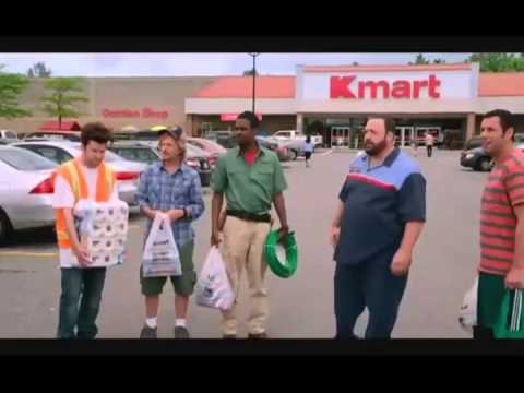 Grown Ups 2  Official Trailer Adam Sandler