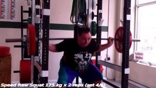 Francis Rousseau - Training 2014-06-02