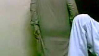 Edwardian guy Muhaib Afridi in Edwardes College Peshawar Hostel