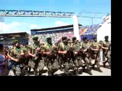 Celebracion 15 De Septiembre 2009 Tegucigalpa Honduras