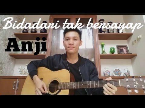Anji-Bidadari Tak Bersayap (cover heryandi)