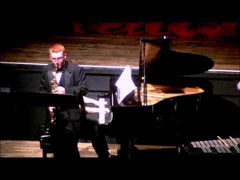 Prism 2014 | Three Romances Mvmt. II - Saxophone Solo - PJ Blanchette