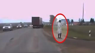 5 People With Superpowers Caught on Tape  from Terrifive