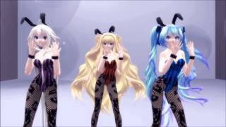 [MMD] Single ladies IA Miku Seeu
