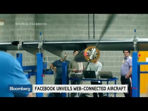 Facebook to Launch Web-Spreading Drones