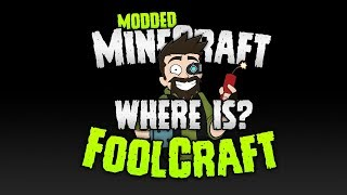 Minecraft FoolCraft: WHERE IS IT?!