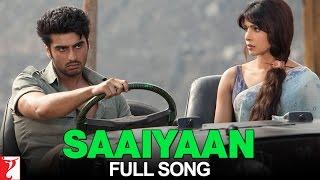 Saaiyaan - Full Song   Gunday   Arjun Kapoor   Priyanka Chopra   Shahid Mallya