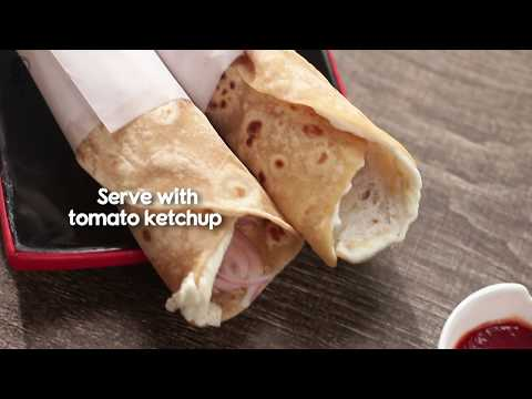 Healthy Egg Roll | Sanjeev Kapoor Khazana
