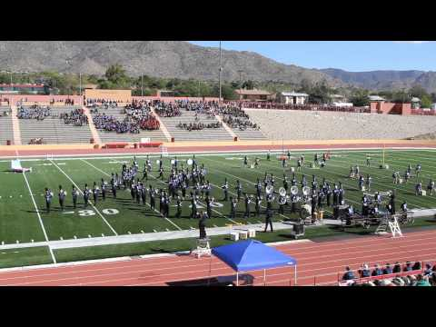 Rio Rancho High School Marching Band - 2013 Pageant of Bands Competition