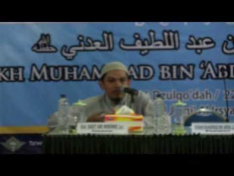 Indahnya Persatuan Islam - Syaikh Muhammad bin Abdul Lathif Al Adny - Muqodimmah