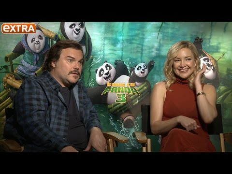 Jack Black is Intrigued by Charissa Thompson's Girl Crush on Kate Hudson thumbnail
