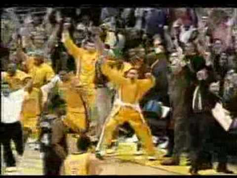Robert Horry's Game Winner